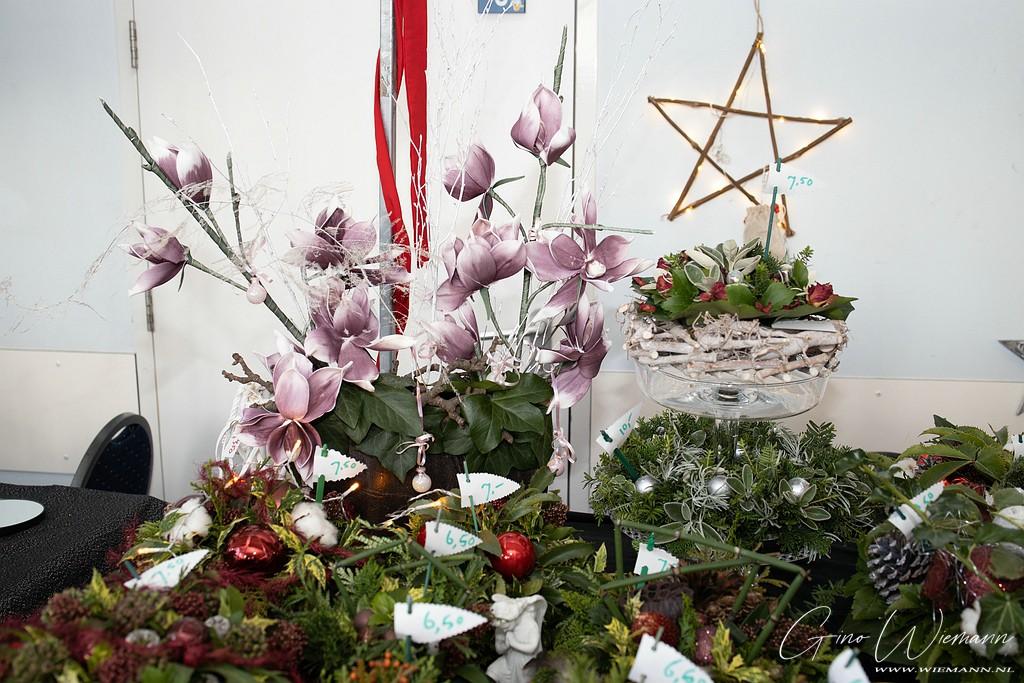 Kerstfair de Dissel Assen 14 december 2019 - Popkoor Marsaria