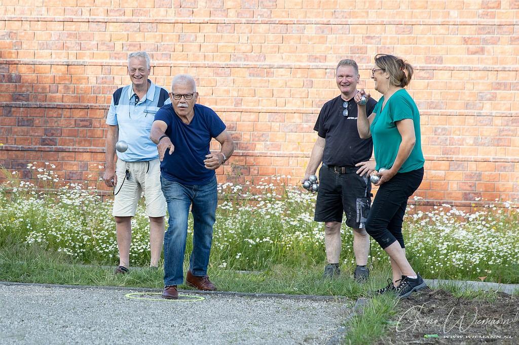 Jeu de Boules Wijkvereniging Marsdijk 22 juni 2020 - Gino Fotografie